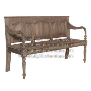 Bohemy Profiled Bench 3 Seater