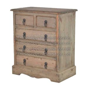 Bohemy 5 Drawers Bedside