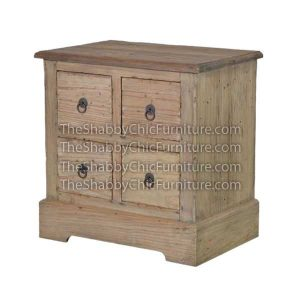 Bohemy 4 Drawers Bedside