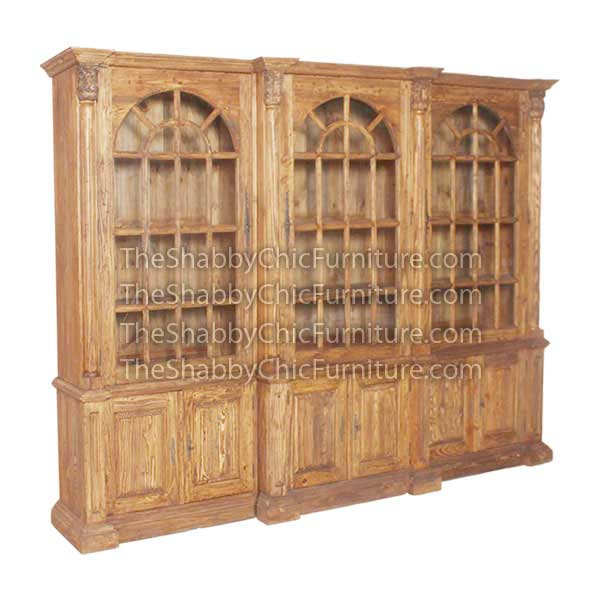 Bohemy Cabinet 3 Door Shabby Chic Furniture Indonesia