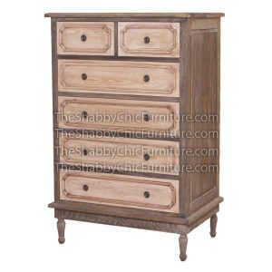 Bohemy Carved Chest