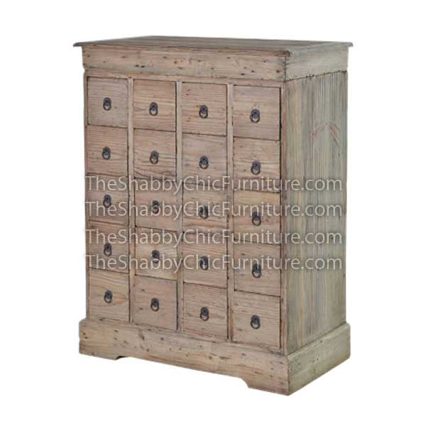 Bohemy 20 Drawers Chest