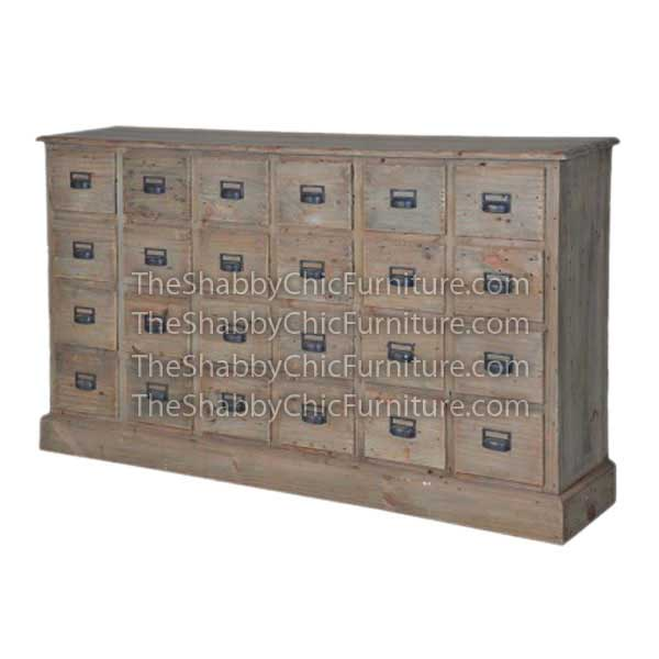 Bohemy 24 Drawers Chest