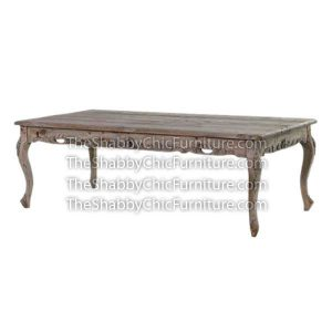 Bohemy Carved French Coffee Table