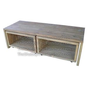 Manhattan Storage Coffee Table