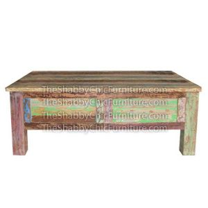 Manhattan Coffee Table 2 Drawer