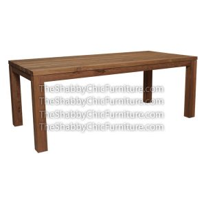Manhattan Lower Dining Table