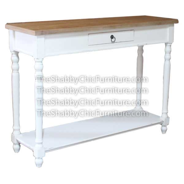 York Console Table 1 Drawer