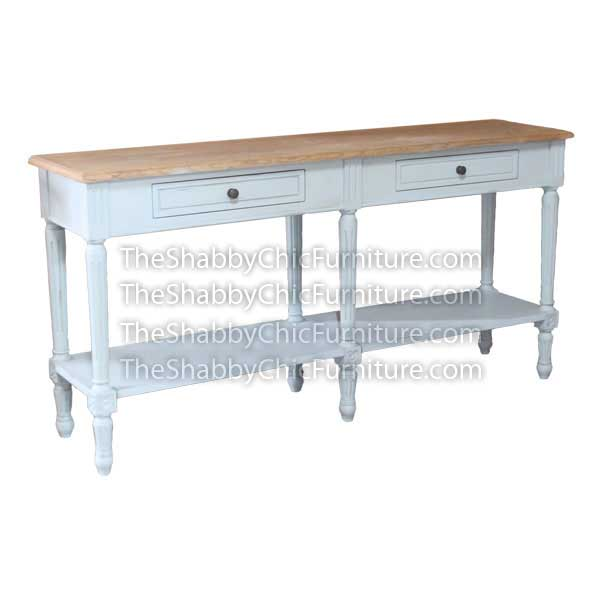 Wales Console Table 2 Drawer