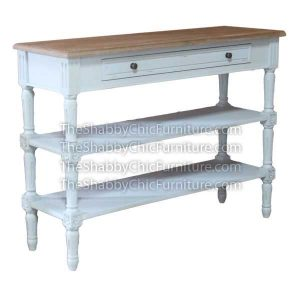 Wales Console Table 1 Drawer
