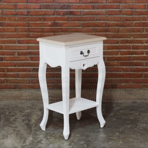 Liebe Bedside Table Shabby Chic