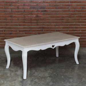 Liebe Coffee Table Shabby Chic